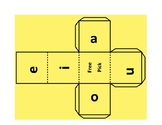 CVC Word Building Cubes