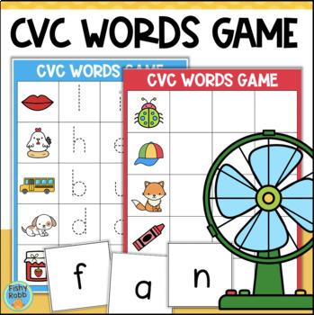 CVC Words Game