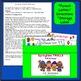 CVC Word Building Game - Springtime Trolls