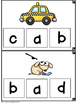 CVC Word Building Mats Medial A: Differentiated Literacy Center