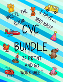 CVC Word Bundle