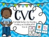 CVC Word Centers