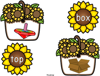 CVC Word Centers CVC Word Activities Autumn Centers Fall