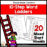Word Ladders: Short Vowels