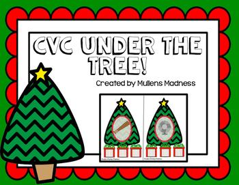 CVC Under the Tree!