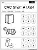 CVC Word Dab!