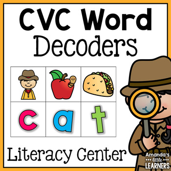 CVC Word Decoders