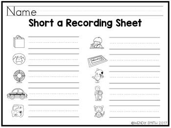 CVC Word Decoding-Interactive Digital Resource