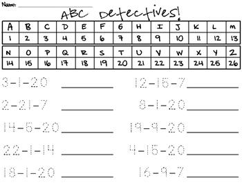 CVC Word Detectives!