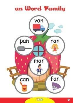 CVC & Word Families 1 A