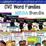 CVC Word Families - MEGA Bundle