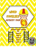 CVC Word Family Activity Pack