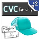 CVC Word Family Books - Sight Word Sentences - Fluency - Writing