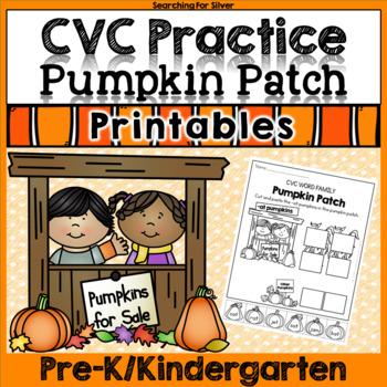 CVC Word Family Pumpkin Patch