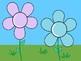 CVC Word Family Flowers File Folder FREEBIE