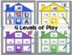 CVC Word Family Houses - Centers Bundle