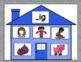 CVC Word Family Houses - Short i Centers!