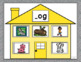 CVC Word Family Houses - Short o Centers!