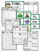 CVC Word Family ID and IX Worksheets