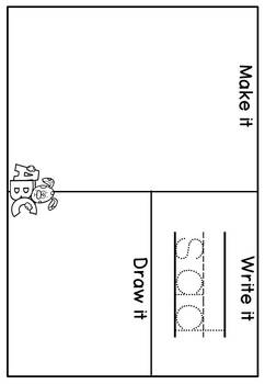 CVC Word Family Matching Activity (120pages)