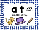 CVC Word Family Book