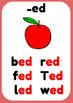 CVC Word Family Poster Short Vowels