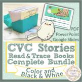 CVC Decodable Book CVC Booklets for Emerging Reader Printable PDF Google Digital