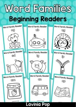 Word Family Beginning Readers