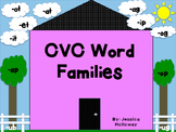 CVC Word Family Sort