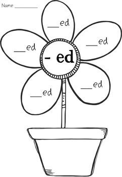 CVC Word Flowerpot Activity - FULL set plus Assessment!