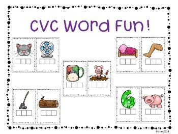 CVC Word Fun