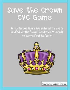 CVC Reading Game