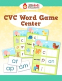 CVC Word Game Center Work Station