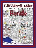 CVC Word Ladder Bundle