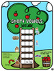 CVC Word Ladders ~ Apple-Themed