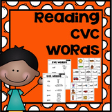 CVC Word Match Practice Sheets and CVC Word Puzzles