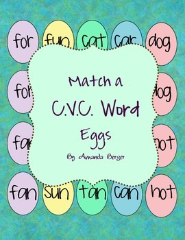 CVC Egg Hunt Activity