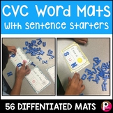 CVC Word Mats