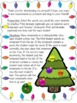 CVC Word Moose Game- Christmas Theme