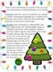 CVC Word Moose Game- Christmas Theme