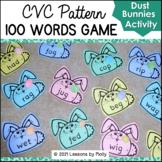 CVC Word Pattern Reading Game