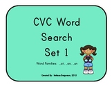 CVC - Word & Picture Hunt