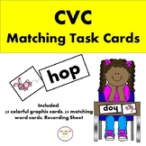 CVC Word / Picture Matching