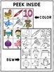 CVC Word Pocket Chart Center