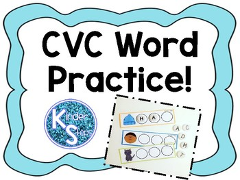 CVC Word Practice!