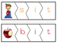 CVC Word Puzzles (Vowel I Version)