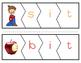 CVC Word Puzzles (Vowel I Version)