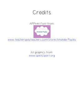CVC Word Recognition FREE Sample
