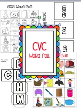 CVC Word Roll
