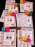 CVC Word Rolls BUNDLE